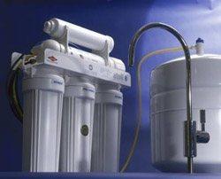 Установка фильтра очистки воды в Томске