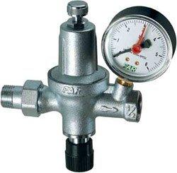 Установка редуктора давления воды в Томске, подключение регулятора давления воды в г.Томск