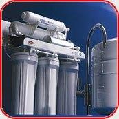 Картинка. Установка фильтра очистки воды в квартире, коттедже или офисе в Томске